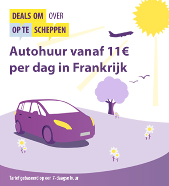 Deals om over op te scheppen